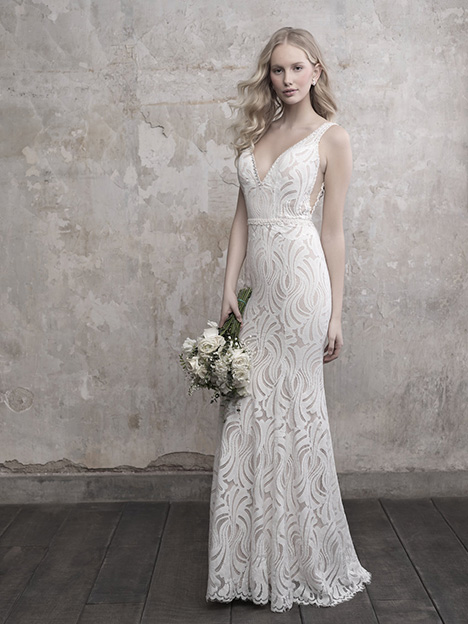 MJ465 Wedding                                          dress by Madison James