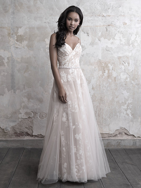 MJ466 Wedding                                          dress by Madison James