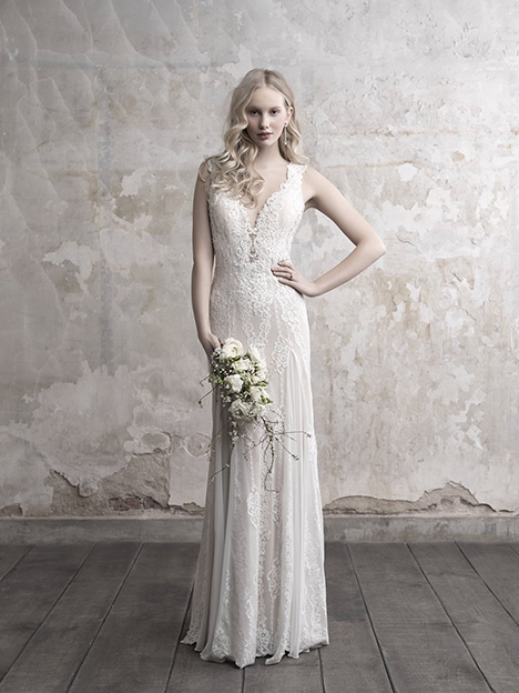 MJ467 Wedding                                          dress by Madison James
