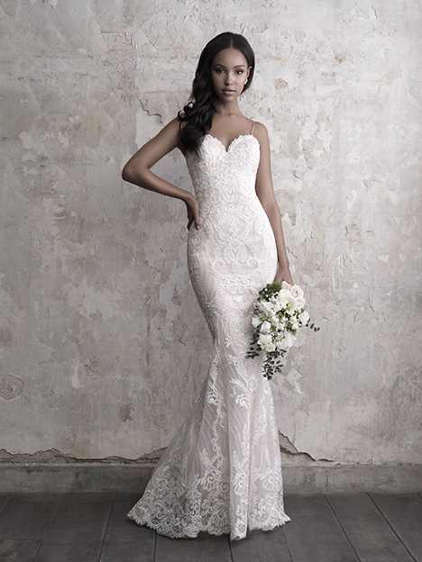 MJ468 Wedding                                          dress by Madison James
