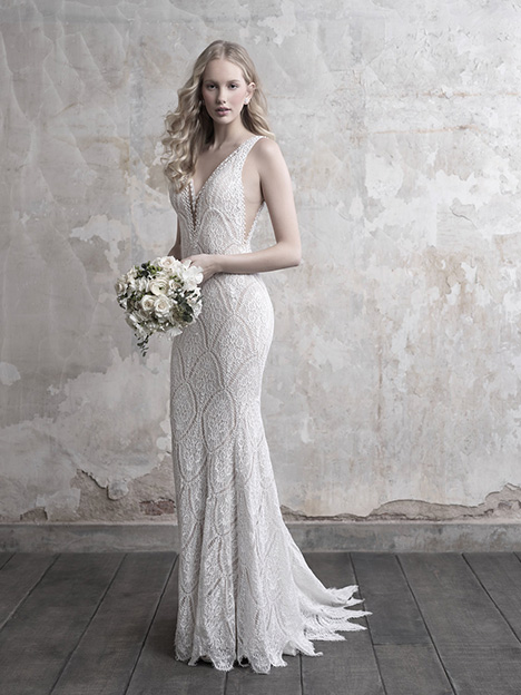 MJ469 Wedding                                          dress by Madison James
