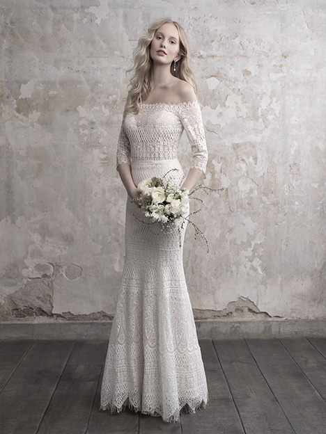 MJ470 Wedding                                          dress by Madison James