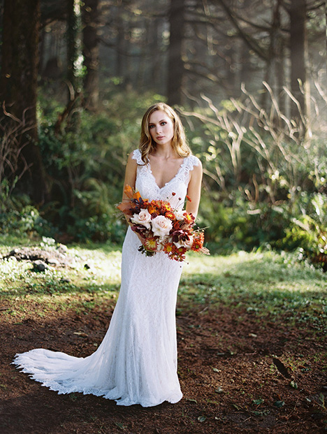 F123-Jalyn Wedding                                          dress by Wilderly Bride