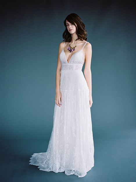 F115-Lily Wedding                                          dress by Wilderly Bride