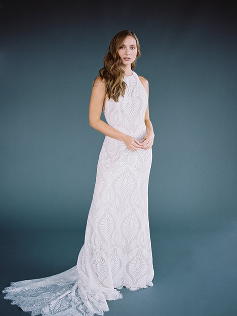 F116-Marlowe Wedding                                          dress by Wilderly Bride