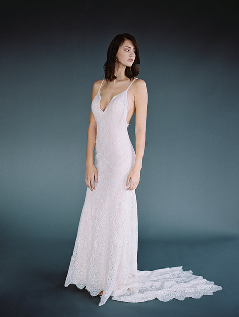 F118-Adelaide Wedding                                          dress by Wilderly Bride