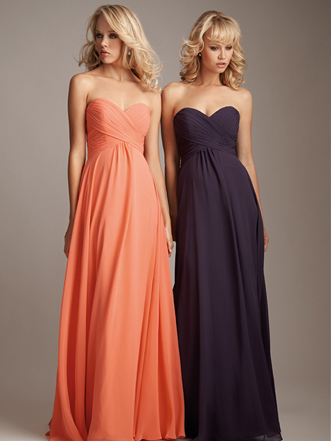 1221 Bridesmaids dress by Allure Bridesmaids