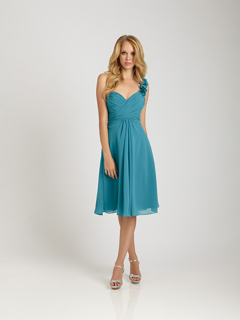 1266 Bridesmaids                                      dress by Allure Bridesmaids