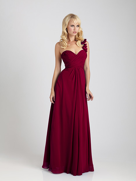 1267 Bridesmaids                                      dress by Allure Bridesmaids