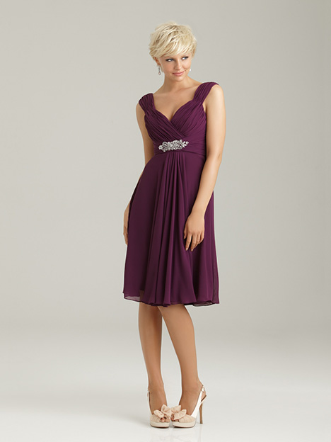1333 Bridesmaids                                      dress by Allure Bridesmaids