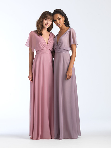 1562 Bridesmaids                                      dress by Allure Bridesmaids