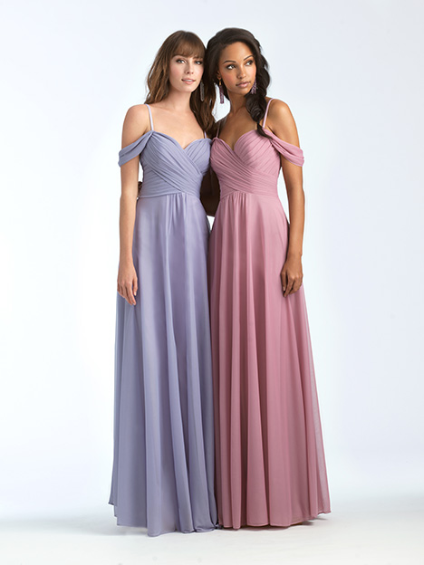 1567 Bridesmaids dress by Allure Bridesmaids