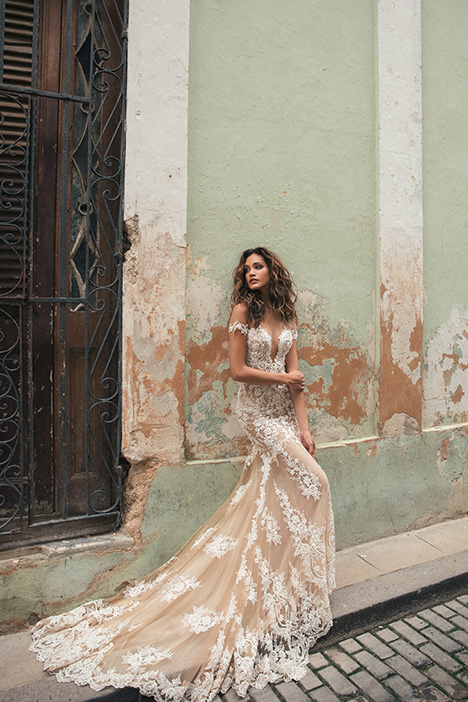 1504 Wedding                                          dress by Julie Vino Haute Couture