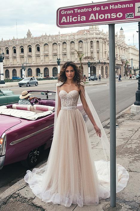 1506 Wedding                                          dress by Julie Vino Haute Couture