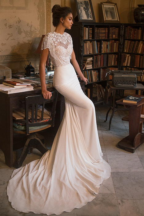 1510 Wedding                                          dress by Julie Vino Haute Couture