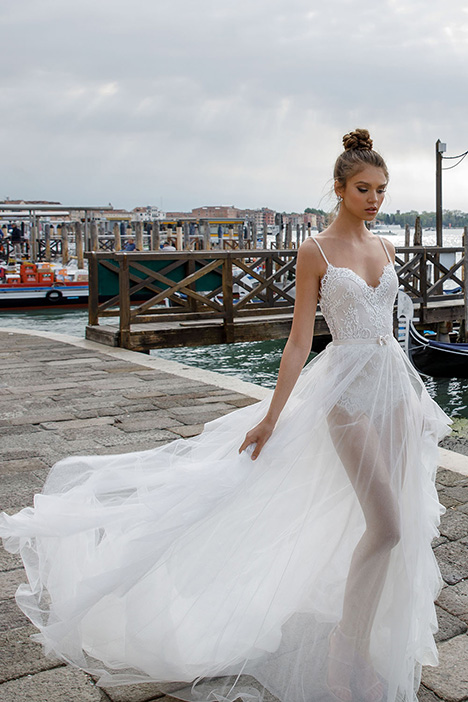 1402 Wedding                                          dress by Julie Vino