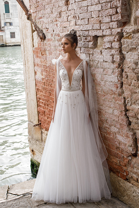 1403 Wedding                                          dress by Julie Vino Haute Couture