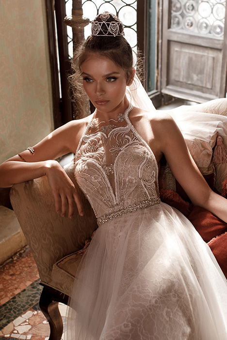 1404 Wedding                                          dress by Julie Vino Haute Couture