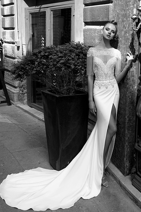 1411 Wedding                                          dress by Julie Vino Haute Couture