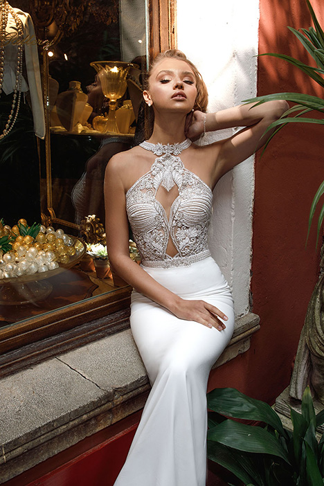 1412 Wedding                                          dress by Julie Vino Haute Couture