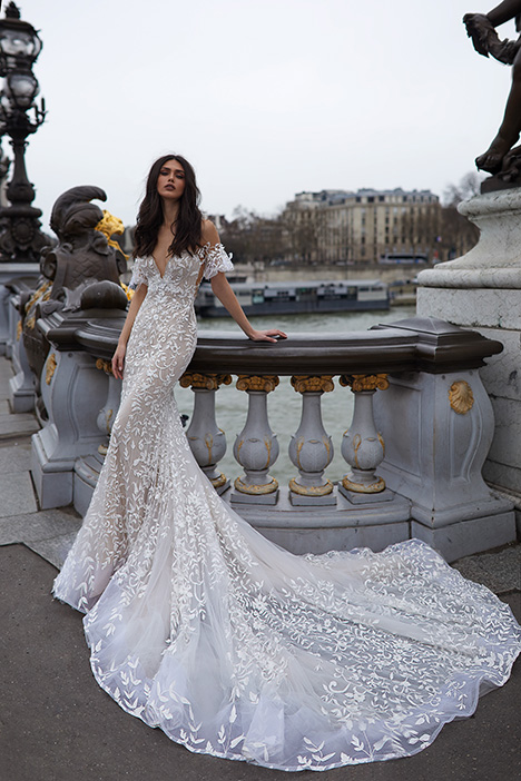 1602 Wedding                                          dress by Julie Vino Haute Couture