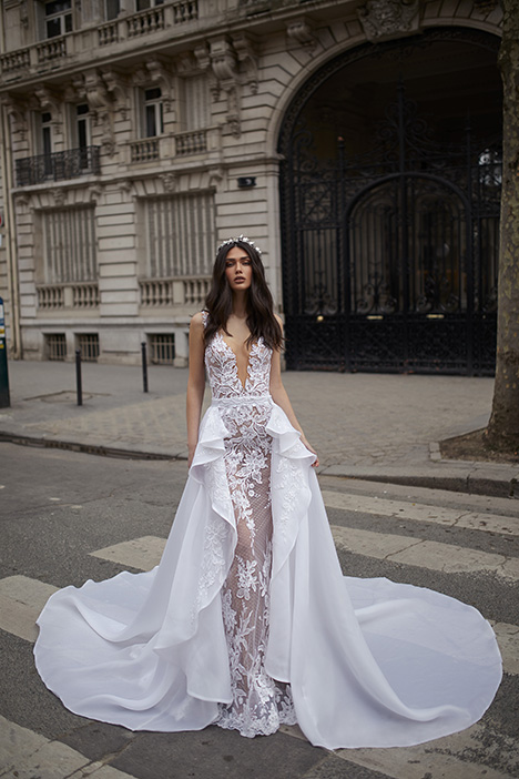 1603 Wedding                                          dress by Julie Vino Haute Couture