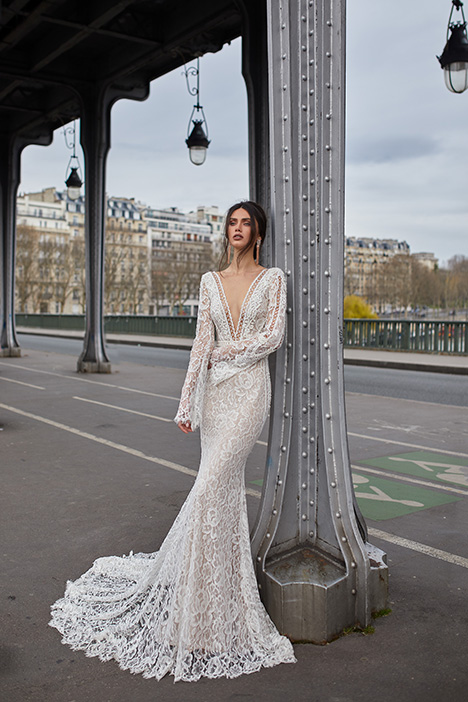1604 Wedding                                          dress by Julie Vino Haute Couture