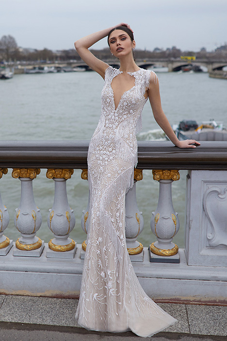 1605 Wedding                                          dress by Julie Vino Haute Couture