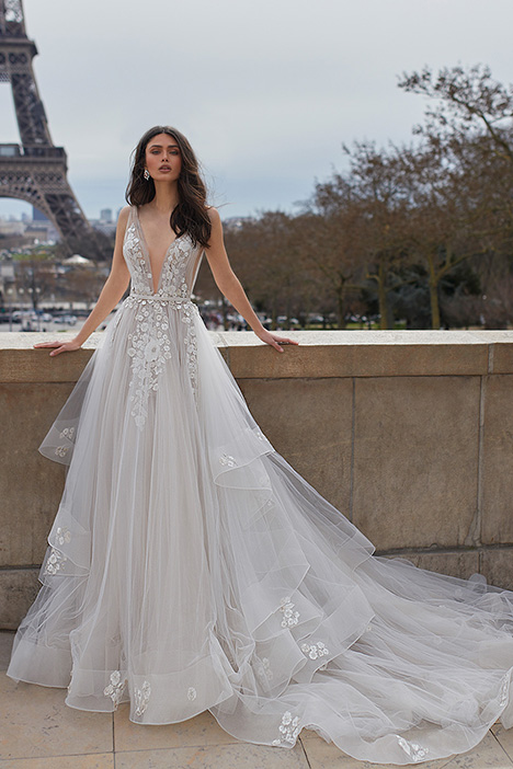 1610 Wedding                                          dress by Julie Vino Haute Couture