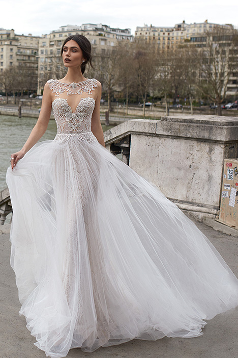 1611 Wedding dress by Julie Vino Haute Couture