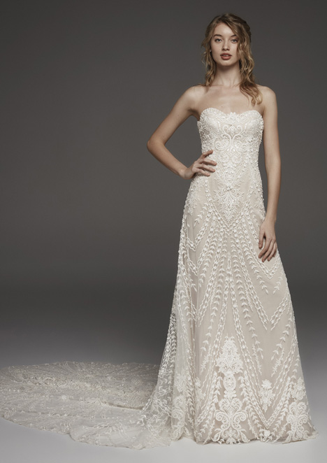 Heaven Wedding                                          dress by Pronovias Atelier