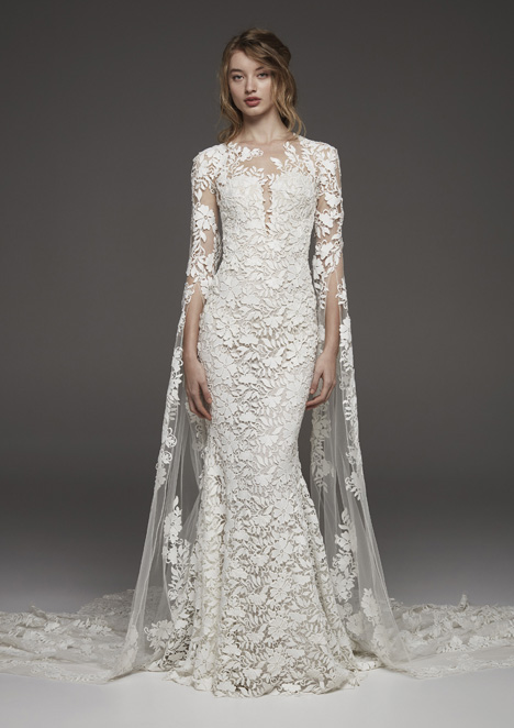 Himalaya Wedding                                          dress by Pronovias Atelier