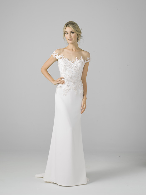 18103 gown from the 2018 Azul collection, as seen on dressfinder.ca