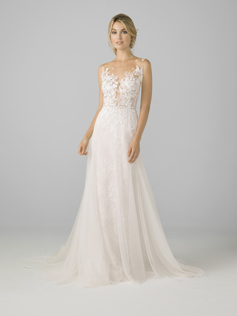 18113 gown from the 2018 Azul collection, as seen on dressfinder.ca