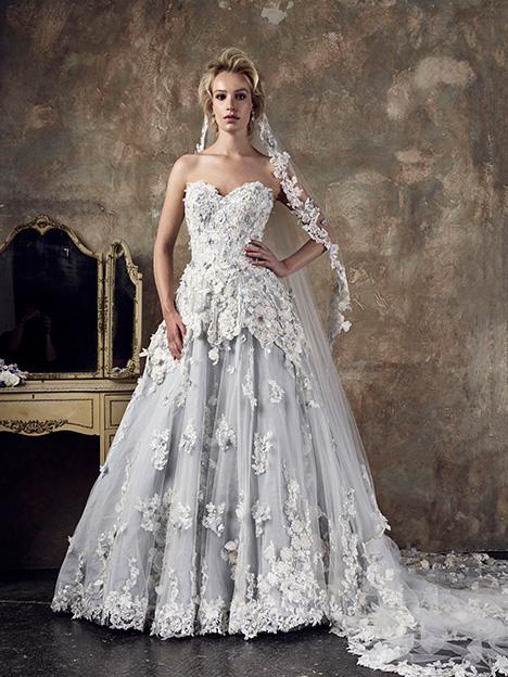 Bluebell Wedding                                          dress by Ian Stuart