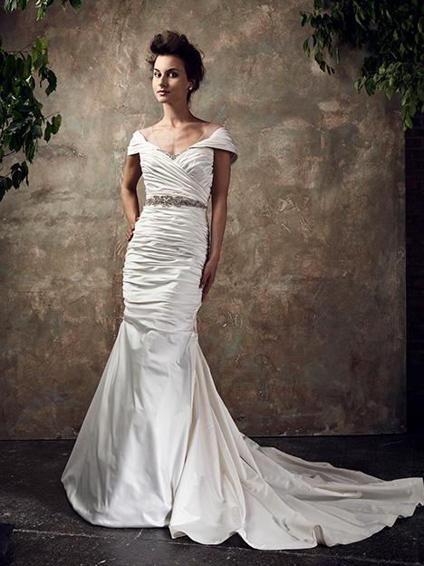 Carmel Wedding                                          dress by Ian Stuart