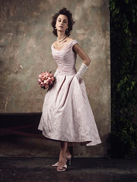 Georgy (2) Wedding                                          dress by Ian Stuart