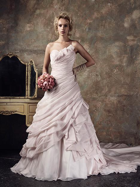 Lamour Wedding                                          dress by Ian Stuart