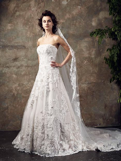 Le Debut Wedding                                          dress by Ian Stuart
