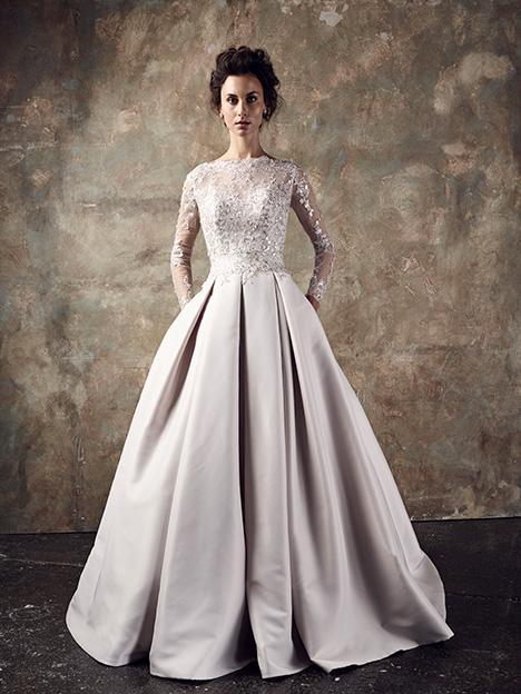 Spotlight (2) Wedding                                          dress by Ian Stuart