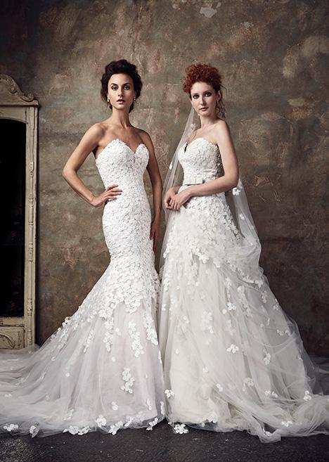 Paradis (A-Line or Mermaid) Wedding                                          dress by Ian Stuart