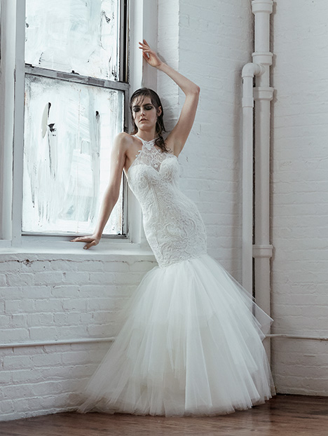 Alma Wedding                                          dress by Isabelle Armstrong