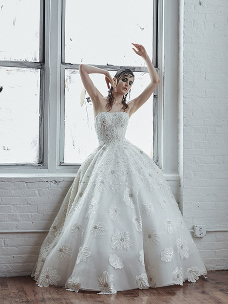 Anastasia Wedding                                          dress by Isabelle Armstrong