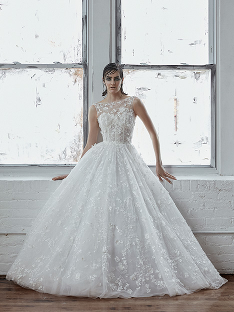 Consuelo Wedding                                          dress by Isabelle Armstrong