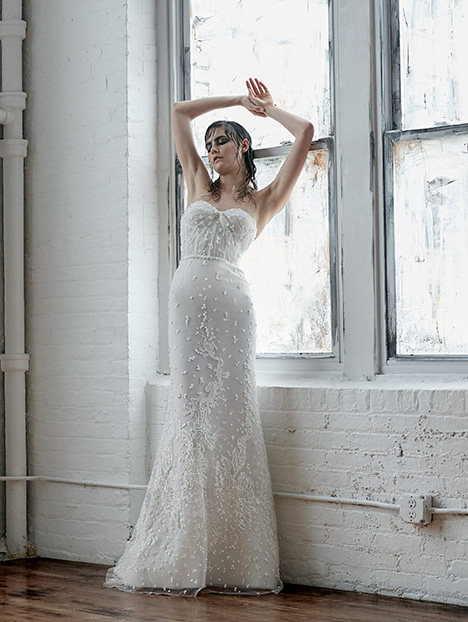 Gabriella Wedding dress by Isabelle Armstrong