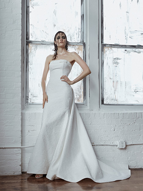 Isa Wedding                                          dress by Isabelle Armstrong