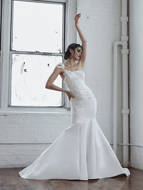 Leila Wedding                                          dress by Isabelle Armstrong