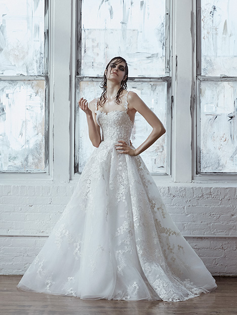 Luna Wedding                                          dress by Isabelle Armstrong