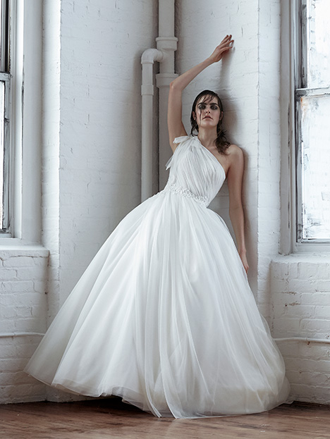 Martina Wedding                                          dress by Isabelle Armstrong
