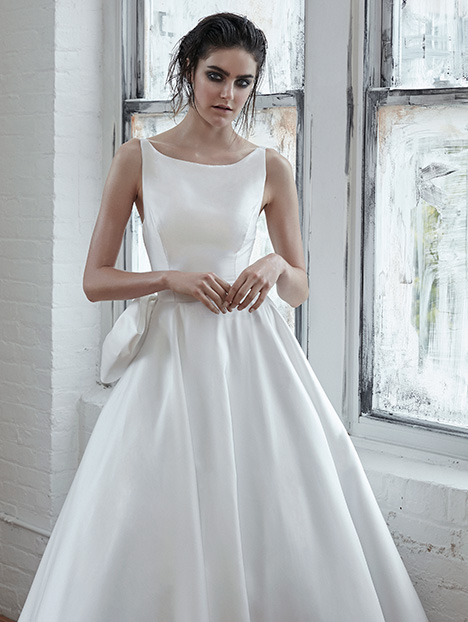 Renata Wedding                                          dress by Isabelle Armstrong